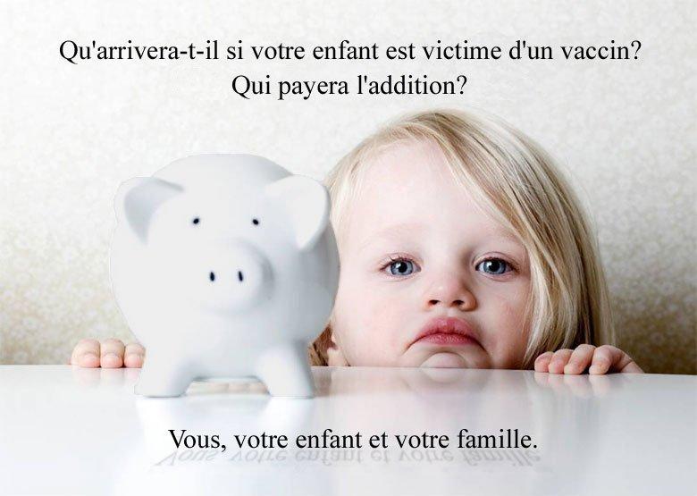La REVOLUTION des « Mères Conscientes » veut épargner aux enfants les dangers des vaccins
