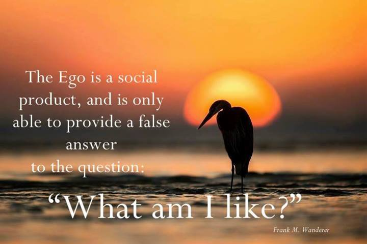 EGO....LET IT GO....