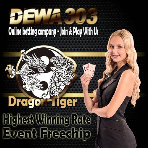 Situs Judi Dragon Tiger Online
