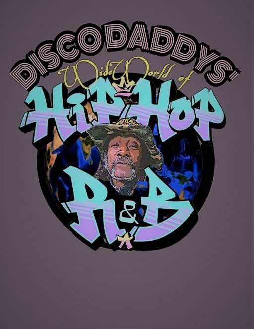 DISCO DADDYS' WIDE WORLD OF HIP-HOP - Marion 'Tiny' Frampton...The 'Black Spades'