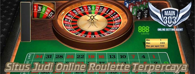 Situs Judi Online Roulette Terpercaya