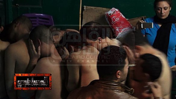 """Dozens arrested for """"perversion"""" in a huge raid in Cairo"""