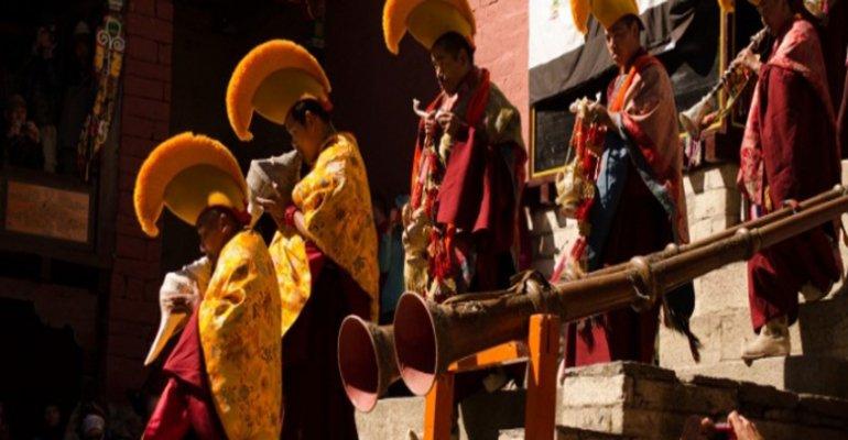 Mani Rimdu Festival Trekking | Book Now Mani Rimdu Festival Trek