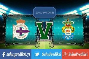 Prediksi Bola Deportivo La Coruna Vs Las Palmas 21 Mei 2017