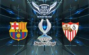 Prediksi Barcelona vs Sevilla 12 Agustus 2015