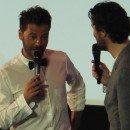 Photos : Christophe Maé au Grand Rex de Paris pour la projection de son concert inédit, on y était !