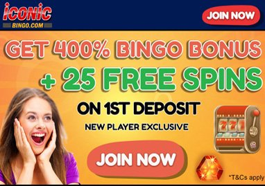 Get ready to discover incredible fun at two best new bingo sites with no deposit bonus