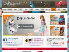 Bebe Gavroche : Site spécialisé dans la vente d'articles de puériculture.