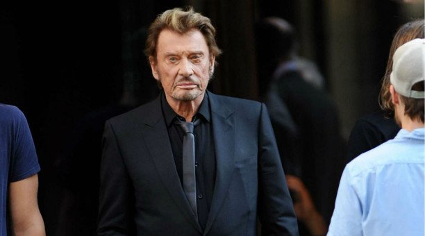 Johnny Hallyday révèle souffrir d'un cancer