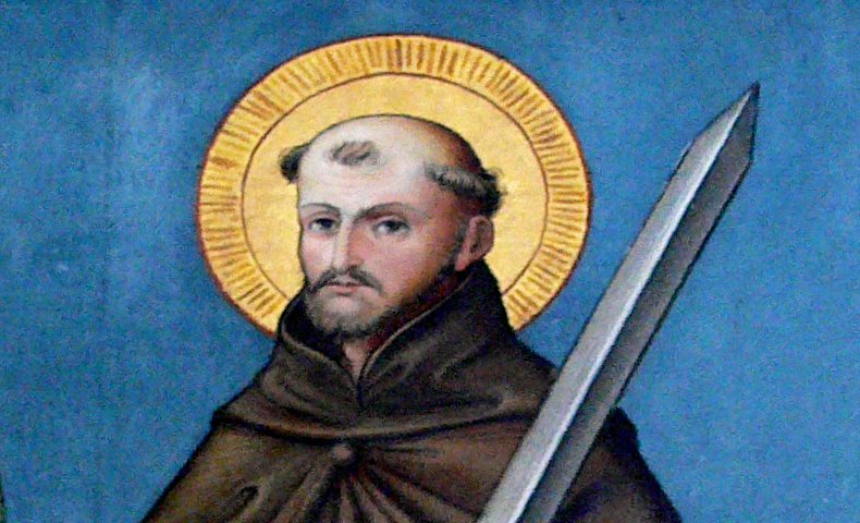 Saint Fidelis of Sigmaringen