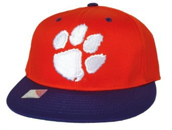Casquette Neuve Ajustable Officielle NCAA - UNIVERSITE DE CLEMSON TIGERS Snapback - Orange/Violette: Amazon.fr: Bienvenue