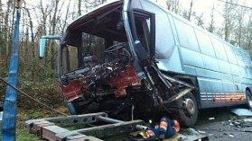Gurgy (89) : deux morts dans une collision avec un bus - France 3 Bourgogne