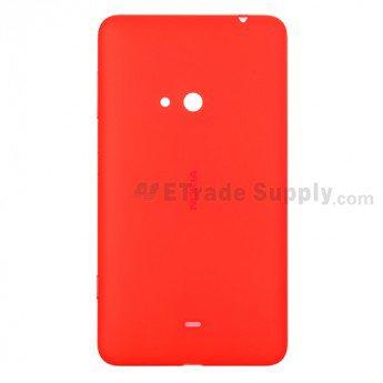 OEM Nokia Lumia 625 Rear Housing - Orange