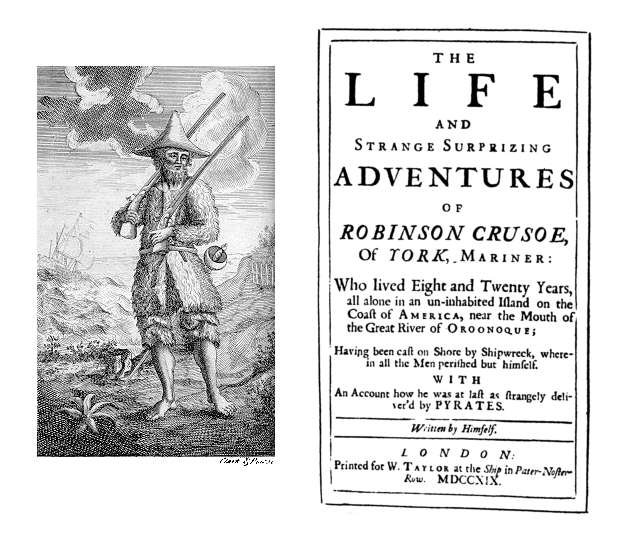 Robinsonnade — Wikipédia