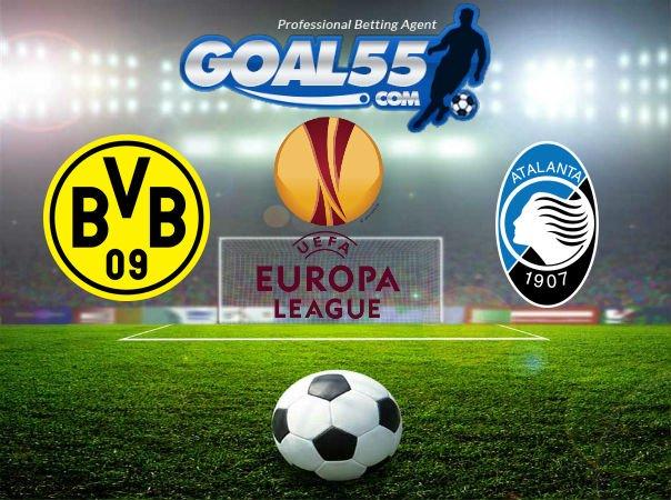 Prediksi Skor Borussia Dortmund VS Atalanta 16 Februari 2018