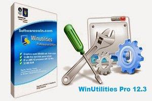 WinUtilities Pro 12.3 Crack Keygen + License Key Free Edition