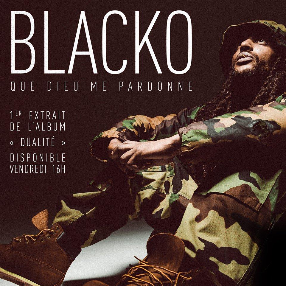 """Ecoutez le nouveu morceau de Blacko """" Que dieu me pardonne """""""