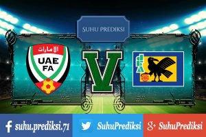 Prediksi Bola Uni Emirates Arab Vs Jepang 23 Maret 2017