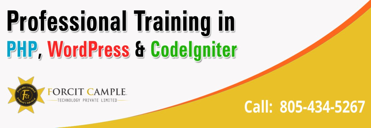 php industrial training in chandigarh