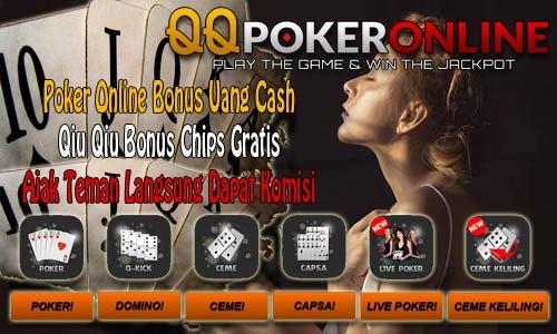 Mau Komisi Langsung Rp 80Ribu Dari QQ Poker Online Indonesia