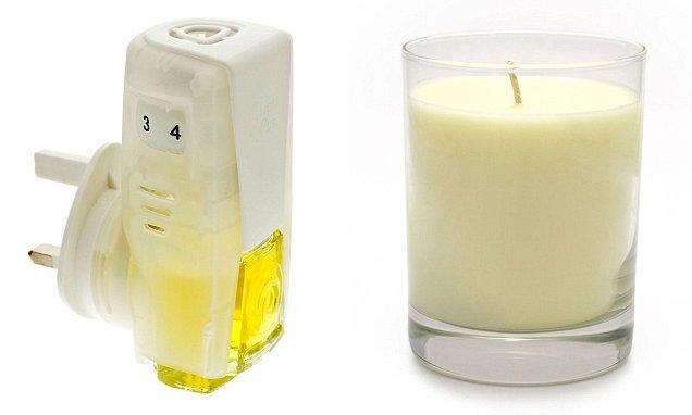"""Ces """"tueurs silencieux"""" qui envahissent nos maisons: parfums d'intérieur, bougies parfumées et diffuseurs provoquent des milliers de décès par an"""