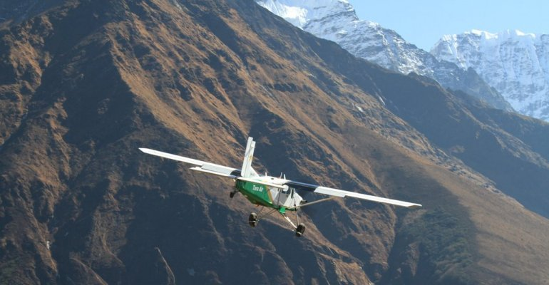 Mountain Flight in Nepal | Nepal Mountain flight Package