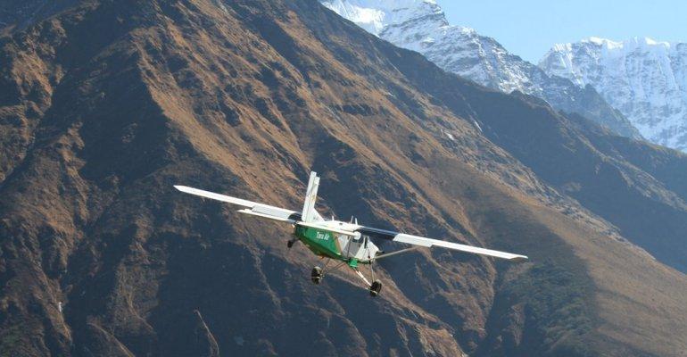 Mountain Flight in Nepal | Nepal Mountain flight Package