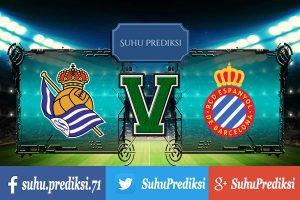 Prediksi Bola Real Sociedad Vs Espanyol 24 Oktober 2017