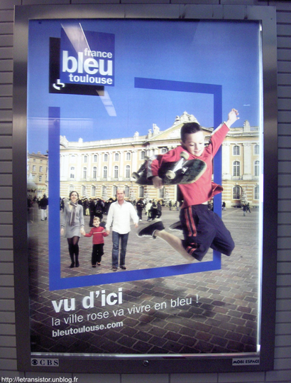 De nouvelles fréquences en rafale pour France Bleu Toulouse - technic2radio
