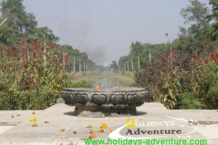 Lumbini Buddhist circuit Tour, Buddhist pilgrimage tour | Trekking in Nepal, Holidays adventure in Nepal, Trekking and tour operator agency in Nepal