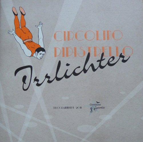 A vendre / On sale / Zu verkaufen / En venta / для продажи :  Programme CIRCOLINO PIPISTRELLO 2011