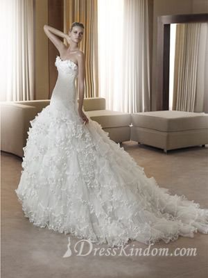 Gorgeou Wedding Dress $253.99