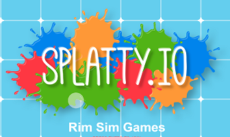 Splattyio - Play Splatty.io Battle of Rainbow Colors - RimSim Games