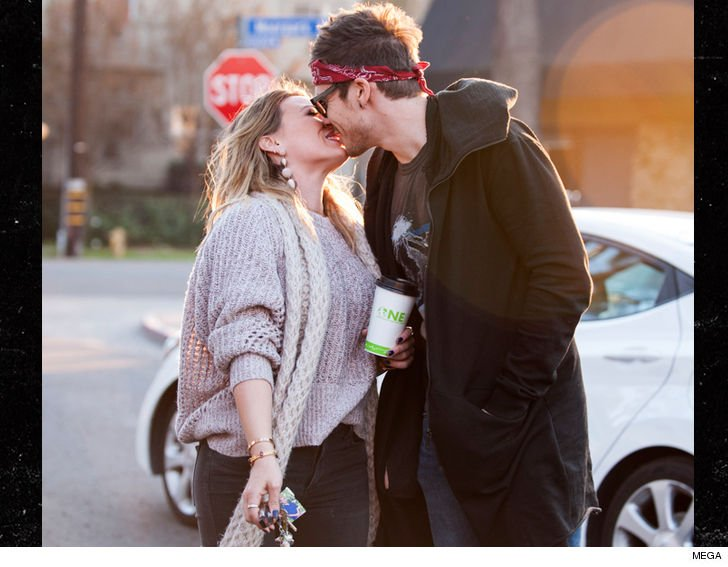 Hilary Duff Back Together and Making Out with Boyfriend Matthew Koma