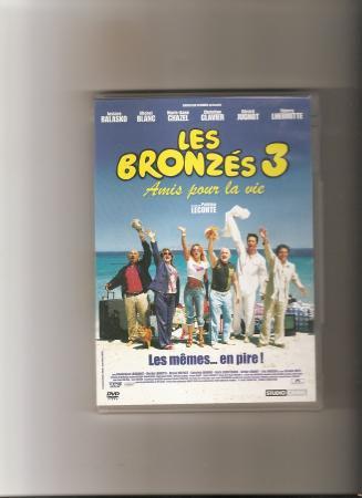 VDS DVD des bronzés 3 - Nord, Nord-Pas-de-Calais - Chezmatante.fr