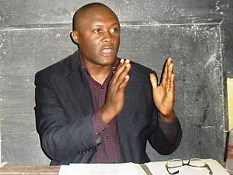 Sismondi Barlev Bidjocka, symbole de l'Hypocrisie africaine... - Il neige en Afrique