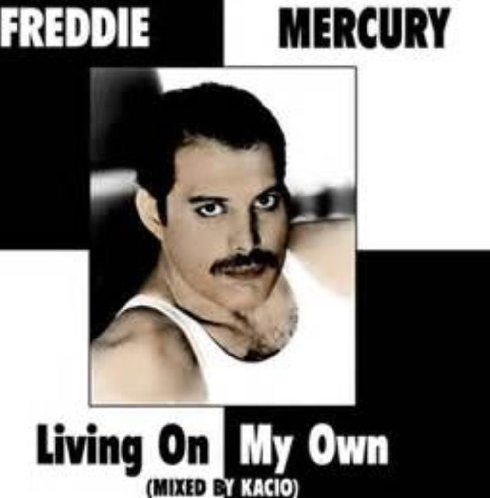 Living On My Own - Freddie Mercury cover (invitation karaoke smule)