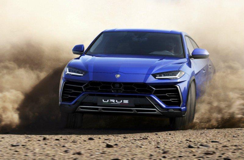 Lamborghini Urus : un taureau impressionnant   Luxe et Concept