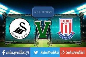 Prediksi Bola Swansea City Vs Stoke City 22 April 2017