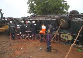 Mbour: 4 morts dans un accident impliquant un bus et un taxi clando