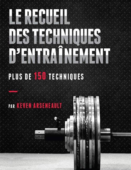 Le recueil des techniques d'entraînement en préparation physique