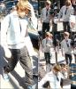 . Mercredi 1er Septembre : Justin quittant son hôtel à New York. Top ou flop ? :) . - Blog de Justin-Bieber - Toute les dernières news sur Justin Bieber,...