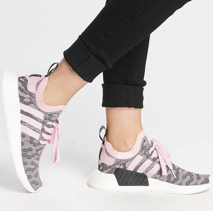 Basses Tendance Femme Nmd Adidas Pk Baskets W Originals r2 Rose Mode w8F48vZY
