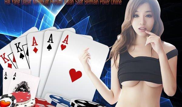 Hal Penting Saat Bermain Poker Online Terpercaya