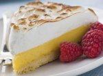 La recette de Saarah pour préparer une tarte au citron meringuée