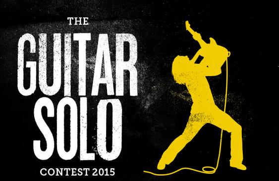 Dallton Santos - Rock & Fusion Guitar : Jam Track Central - Guitar Solo Contest 2015