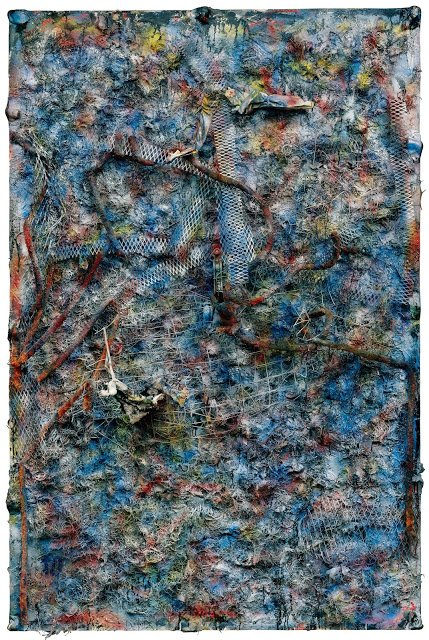 Exposition Art Blog: Thornton Dial - Assemblage Art