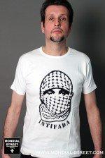 Gaza Intifada marque streetwear / Mondial-Street