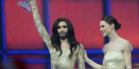 Conchita Wurst fait gagner l'Autriche à l'Eurovision 2014