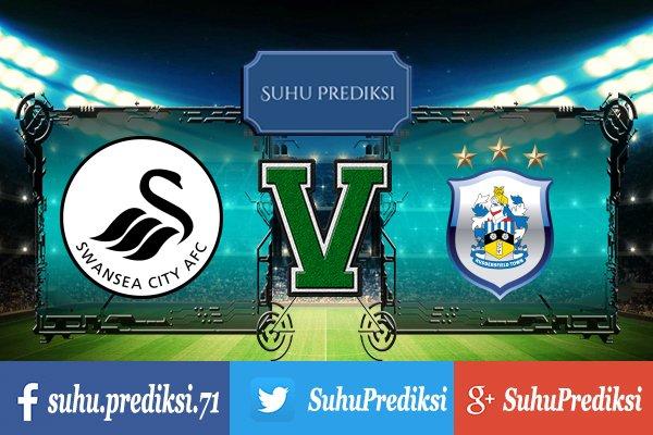 Prediksi Bola Swansea City Vs Huddersfield Town 14 Oktober 2017